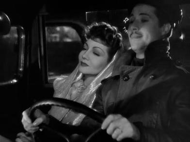 Midnight Ameche Colbert cab