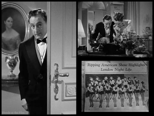 Midnight Barrymore Astor snooping