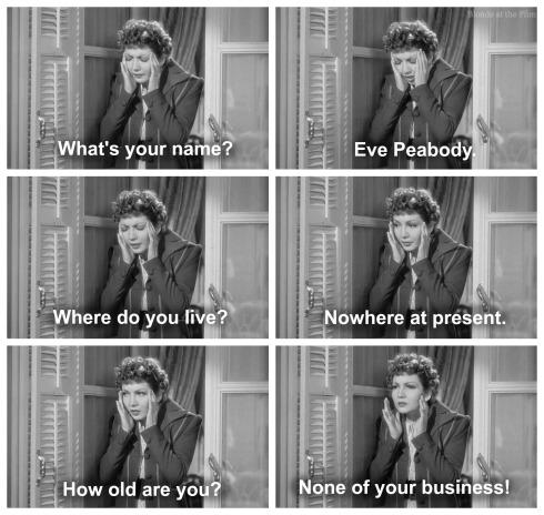 Midnight Colbert dialogue