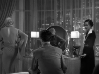 Thin Man mirror