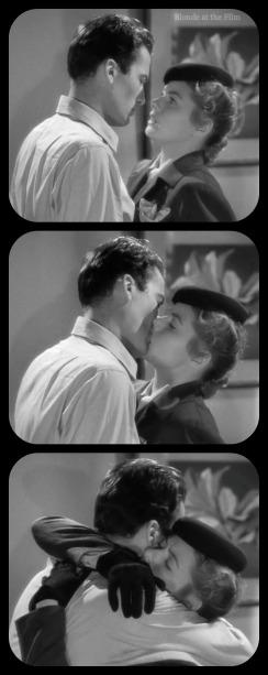 Spellbound Bergman Peck kiss 3