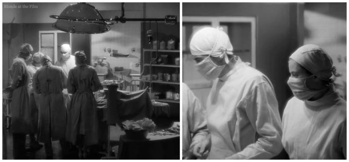 Spellbound Bergman Peck surgery