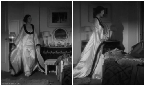 Thin Man Loy nightgown