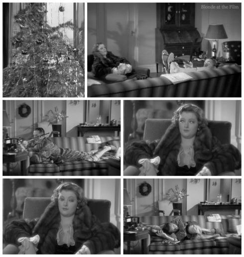 Thin Man Powell Loy Christmas shooting