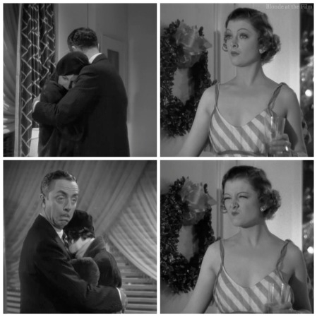 Thin Man Powell Loy embrace reaction