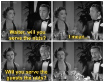 Thin Man Powell Loy nuts