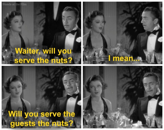 Thin Man Powell Loy nuts