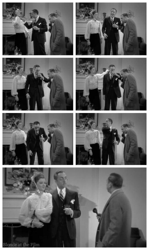 Thin Man Powell Loy teasing sequence