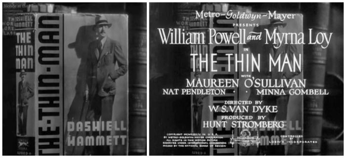 Thin Man titles