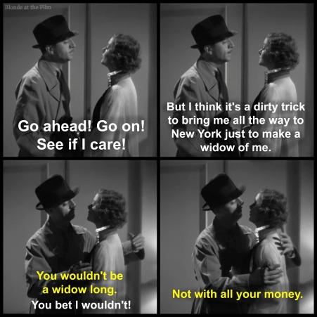 Thin Man widow