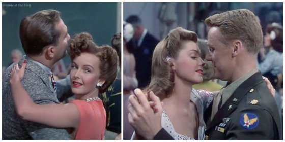 Thrill of a Romance Esther Williams and Van Johnson dancing 2