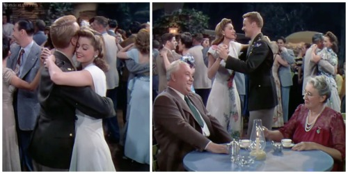 Thrill of a Romance Esther Williams and Van Johnson dancing 3