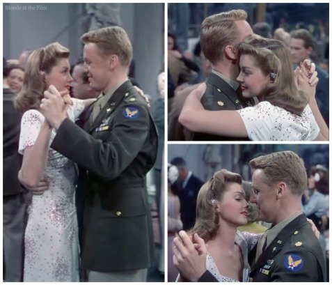 Thrill of a Romance Esther Williams and Van Johnson dancing