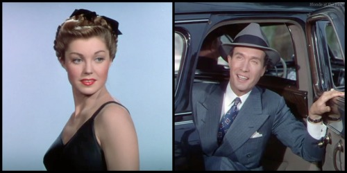 Thrill of a Romance Esther Williams first sight