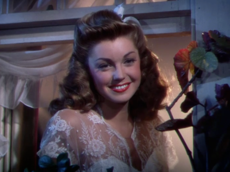 Thrill of a Romance Esther Williams window