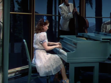 Thrill of a Romance piano