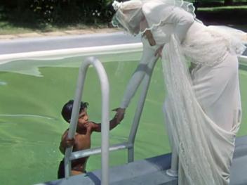 Thrill of a Romance wedding pool
