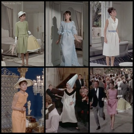 Paris When It Sizzles Hepburn costumes 2