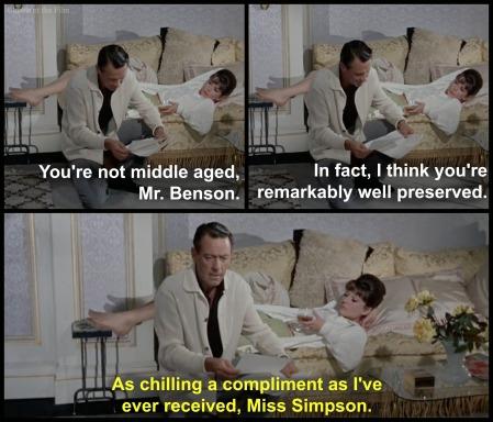 Paris When It Sizzles Hepburn Holden age