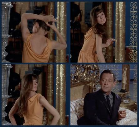 Paris When It Sizzles Hepburn Holden studio hair