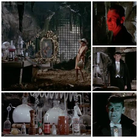 Paris When It Sizzles Hepburn Holden vampire