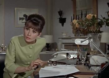 Paris When It Sizzles Hepburn pages