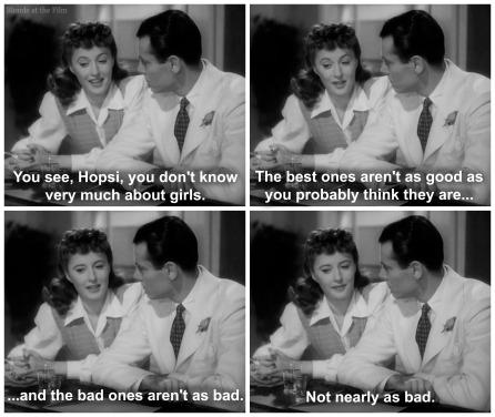 TheLadyEve Stanwyck Fonda girls