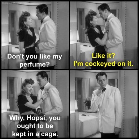TheLadyEve Stanwyck Fonda perfume