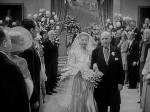 A wedding at home in The Lady Eve