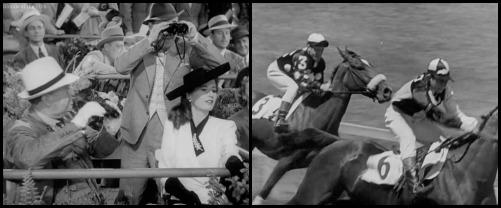 TheLadyEve Stanwyck race