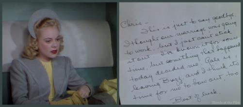 A Pleasure Henie letter