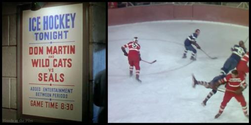 A Pleasure hockey match