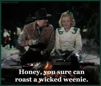 A Pleasure O'Shea Henie weenie