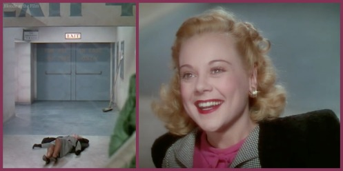 A Pleasure Sonja Henie fall