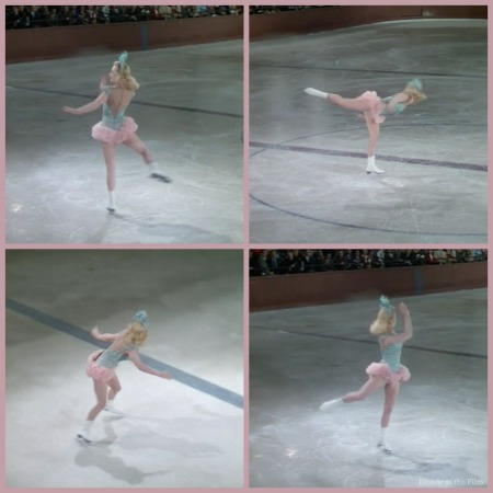 A Pleasure Sonja Henie first skate 2