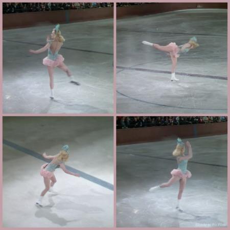 A Pleasure Sonja Henie first skate 2