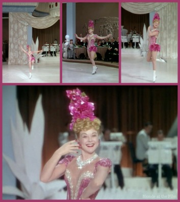 A Pleasure Sonja Henie pink
