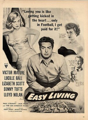 via: http://en.wikipedia.org/wiki/Easy_Living_(1949_film)