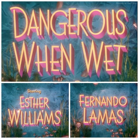 Dangerous When Wet titles