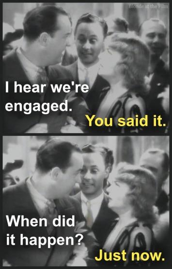 Godfrey Lombard engagement