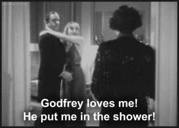 Godfrey Lombard Powell love