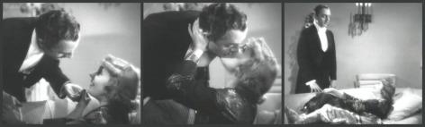Godfrey Powell Lombard kiss