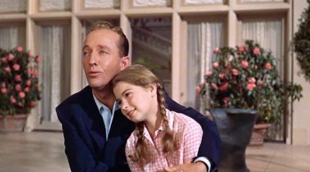 High Society: Lydia Reed and Bing Crosby
