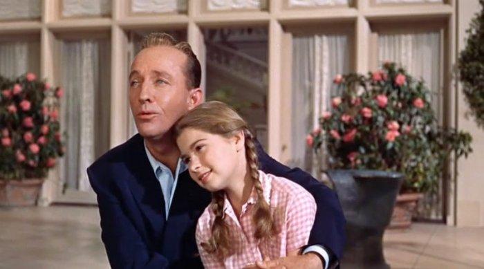 High Society: Lydia Reed and Bing Crosby