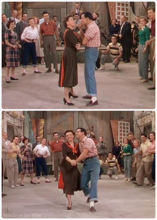 Summer Stock Garland Kelly barn dance 2
