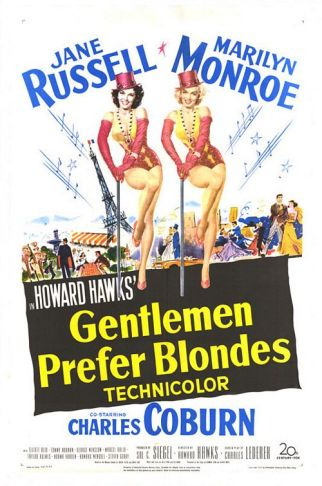 via: http://www.impawards.com/1953/gentlemen_prefer_blondes.html