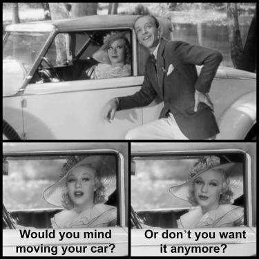 Gay Divorcee Astaire Rogers car.jpg