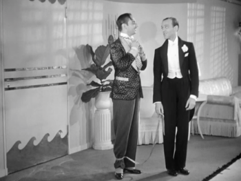 The Gay Divorcee Astaire Rogers C