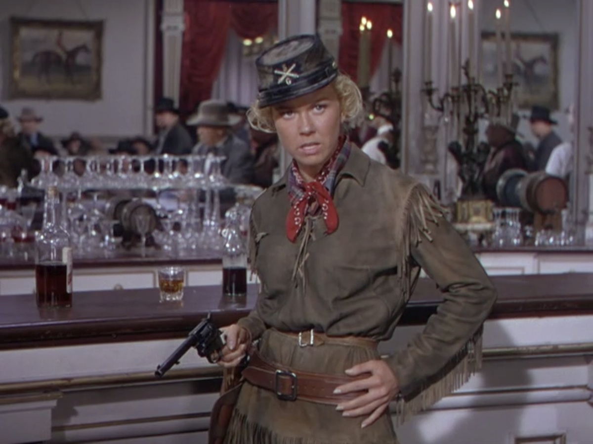 Image result for calamity jane film