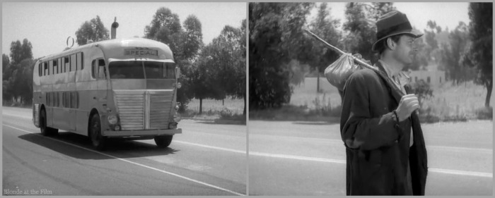 Sullivans Travels McCrea bus